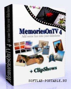 MemoriesOnTV Pro 4.1.1 Portable
