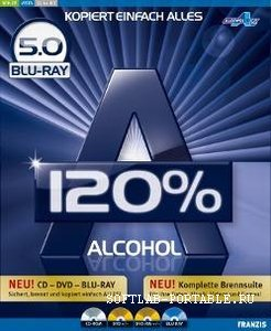Alcohol 120% 5.0 Blu-Ray Portable