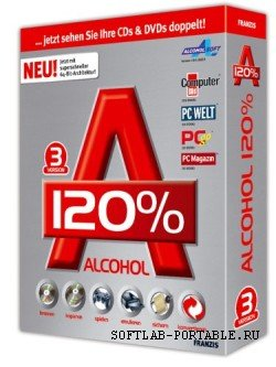 Alcohol 120% 2.1.0.30316 Portable