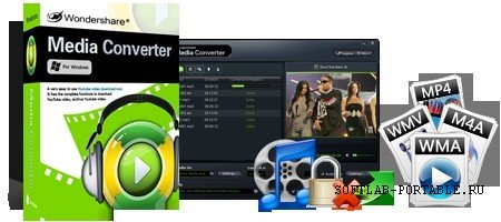 Wondershare Media Converter 1.3.5 Portable