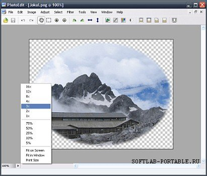 SunlitGreen PhotoEdit 1.5.0.2132 Portable