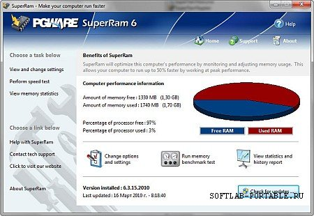 PGWARE SuperRam 7.7.13.2020 Portable