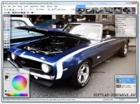 Paint.NET 4.2.14 Final Portable