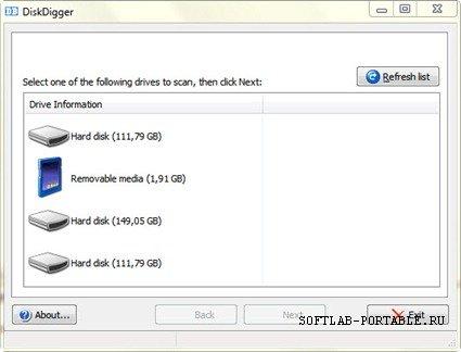 DiskDigger Pro 1.37.59.3049 Portable