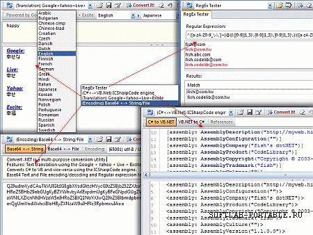 Convert.NET 9.6.7552 Portable