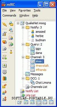 mIRC 7.63 Portable