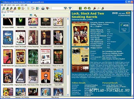 Coollector Movie Database 4.16.2 Portable