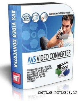 AVS Video Converter 12.1.2.669 Portable