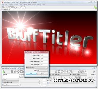 BluffTitler Ultimate 15.0 Portable