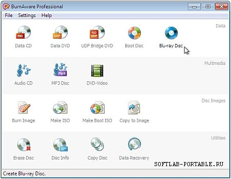 BurnAware Pro 13.3 Final Portable