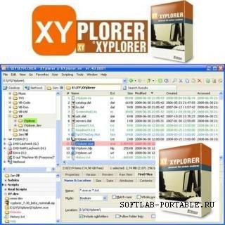 XYplorer 20.90.0700 Portable
