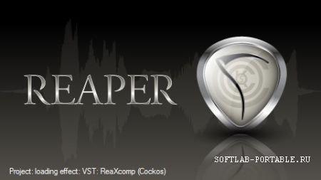 Reaper 6.12 Portable