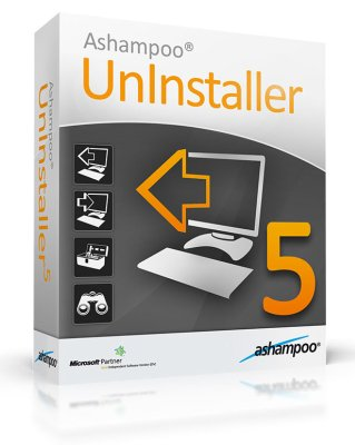 Ashampoo UnInstaller 10.00.12 Portable
