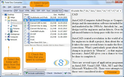 CoolUtils Total Doc Converter 5.1.0.236 Portable