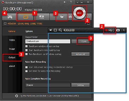 Bandicam 4.6.5.1757 Portable