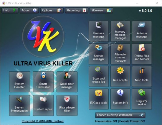 UVK Ultra Virus Killer 10.16.6.0 Portable